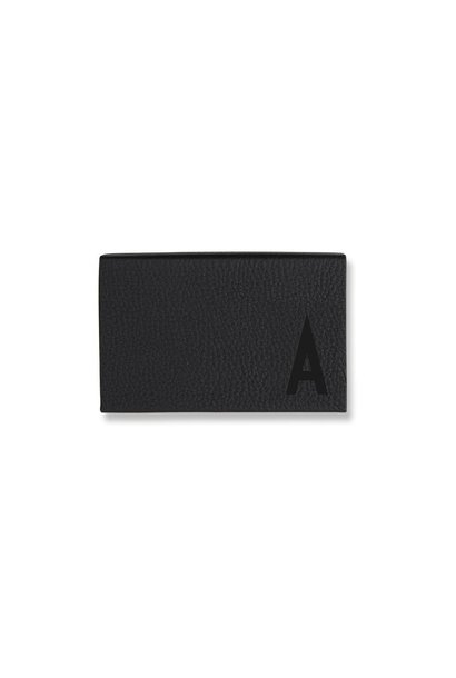 Personal card holder (A-Z)