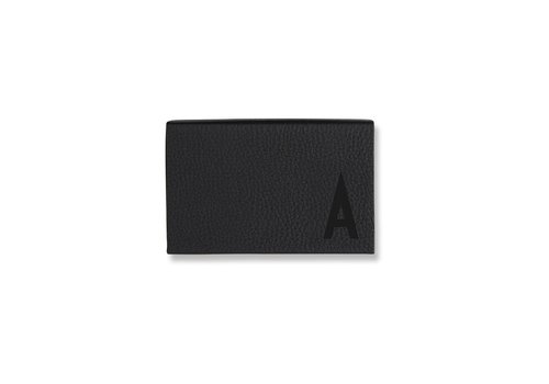 Design Letters Personal card holder (A-Z)