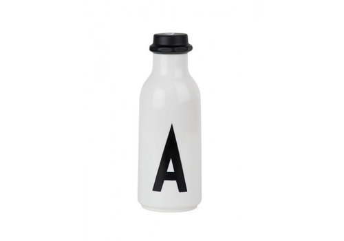 Design Letters Personal water bottle (A-Z)