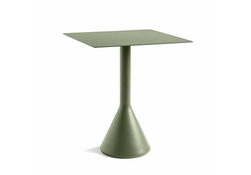 HAY Palissade Cone Table - Vierkant
