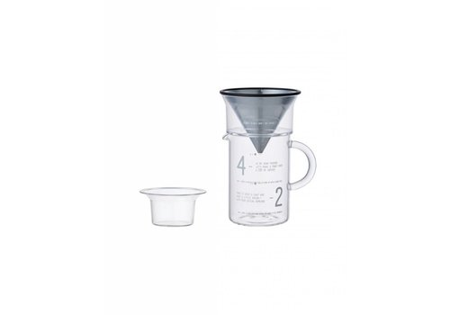 Kinto Slow coffee - jug set 600ml
