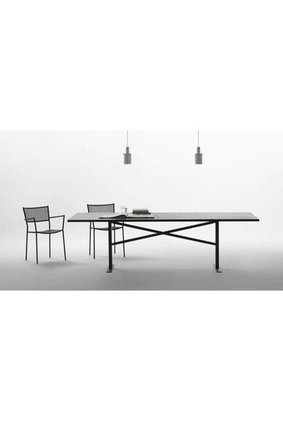 Ferric Table - B210xD100cm