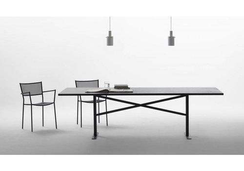 Massproductions Ferric Table - B210xD100cm