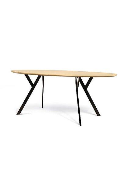 Typus table - Oval - B200xD100