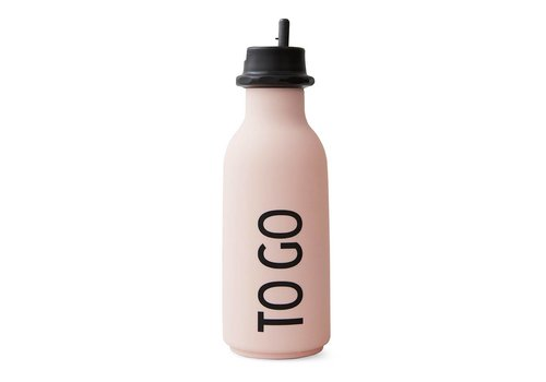 Design Letters Sports lid for water bottle