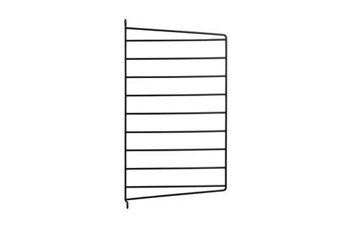 String String WALL (50 x 30 cm) - ZWART - 1 stuk