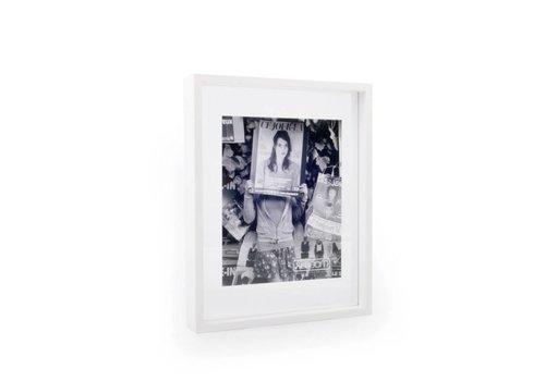 XLboom Square floating box - 28x35 - white