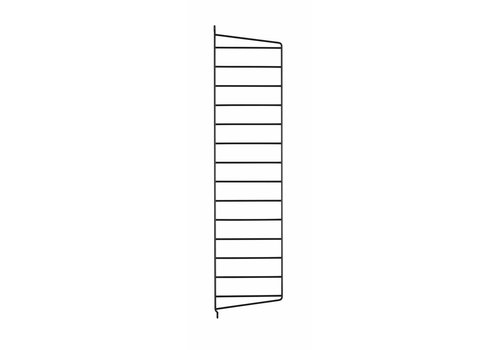 String String - WALL (75 x 20cm) - ZWART - 1 stuk