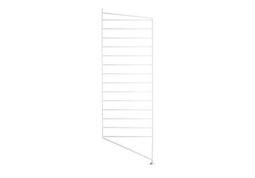 String string FLOOR (115 x 30) - WHITE - 2 pieces