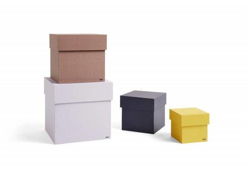 HAY Box / set van 4 - Lavendel