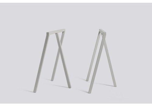 HAY Loop Stand Frame H72/B100cm Black steel (SET)**