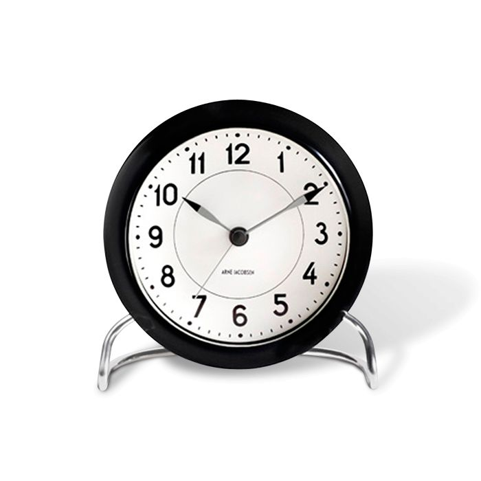 Station table clock-4