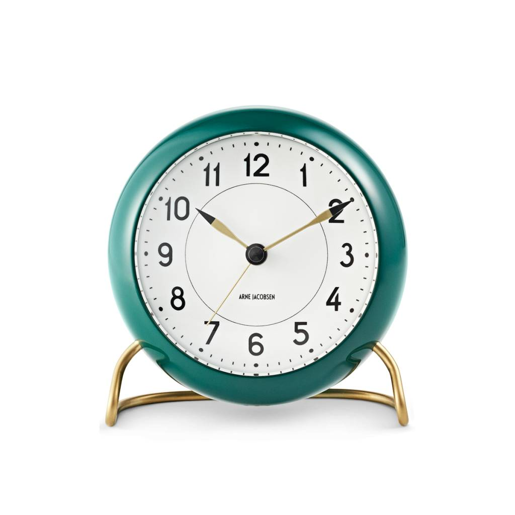 Station table clock-3