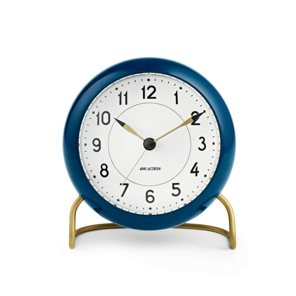 Station table clock-5