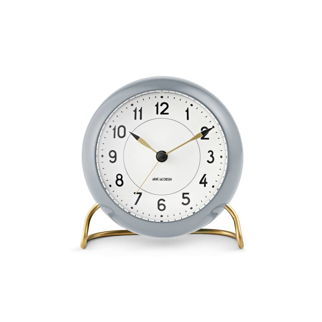 Station table clock-6