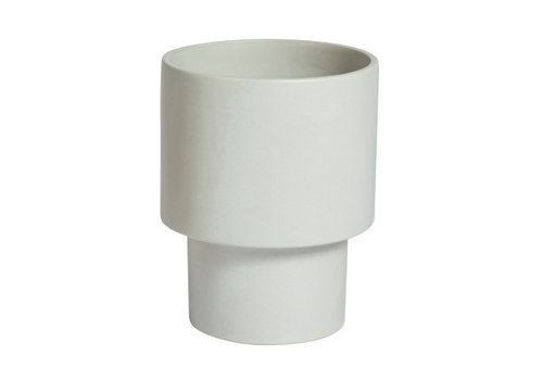 OYOY Kana Pots - Medium / high - White