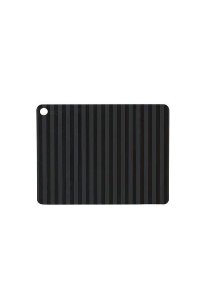Placemats - striped - 2 pcs