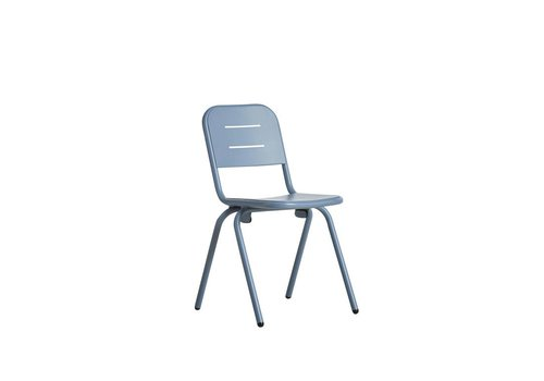 Woud Ray chair no armrest