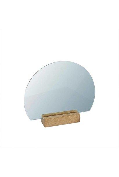 Half moon Mirror