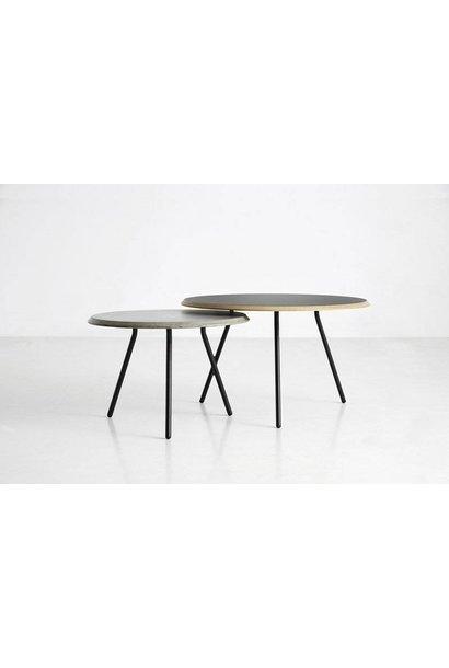 Soround salontafel Ø60 x 39cmH beton