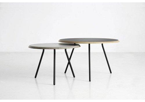 Woud Soround salontafel Ø60 x 39cmH beton