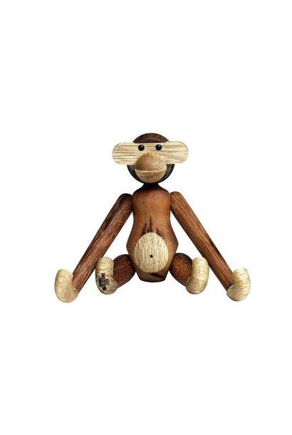 Monkey - Mini - 9,5cm Teak and limba