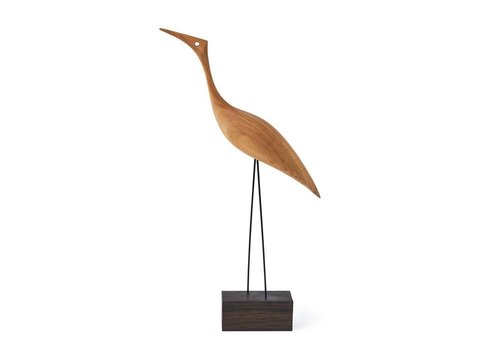 Warm Nordic Beak Bird Tall Heron