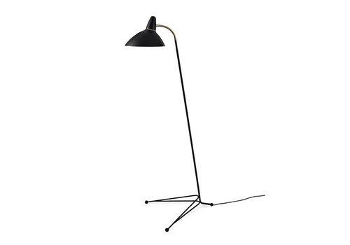 Warm Nordic Lightsome Floor Lamp Black noir