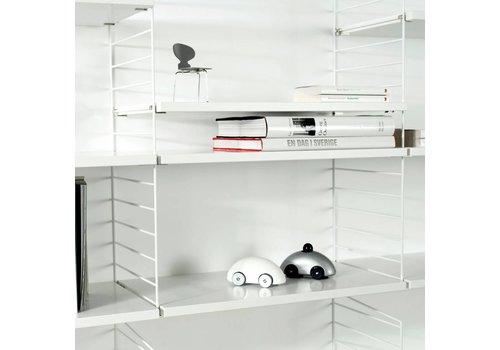 String String shelves (58 x 20 cm) - WHITE - 3 pieces