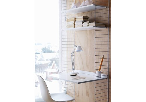 String String work desk - (78 x 58 cm) - WHITE