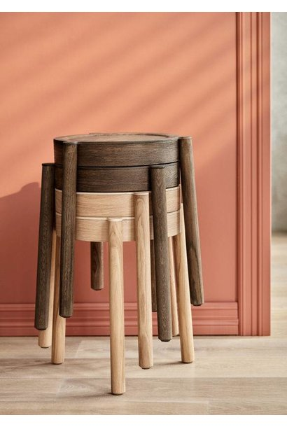 PAL stackable stool