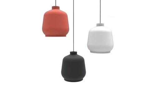 Miniforms Kiki pendant - coral red ** showroom