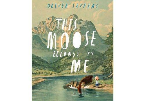 HarperCollins This Moose Belongs to Me