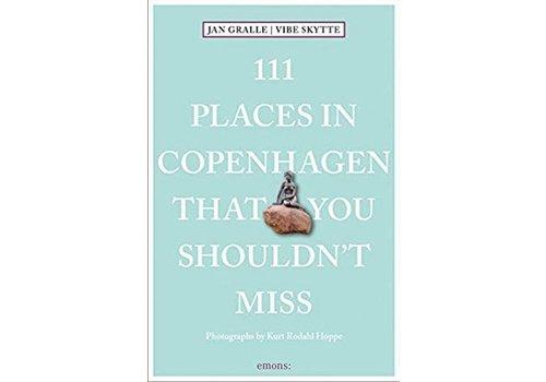 Emons 111 Places in Copenhagen You Shoudn't Miss