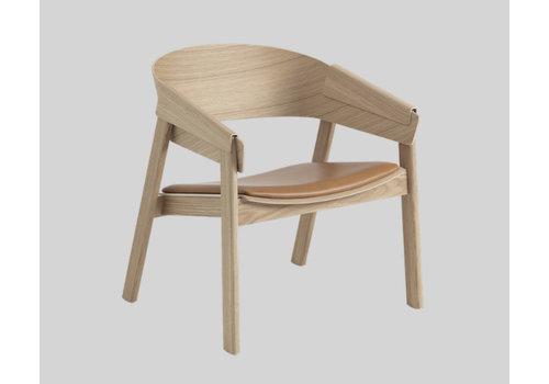 MUUTO Cover Lounge chair LEDER