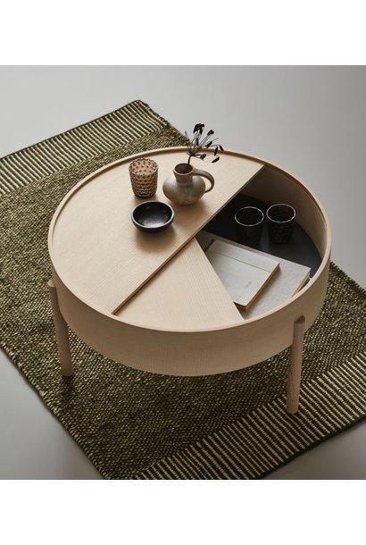 ARC coffee table - Ø66cm x 38cmH