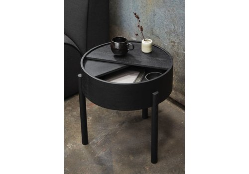 Woud ARC side table - Ø42cm x 45cmH