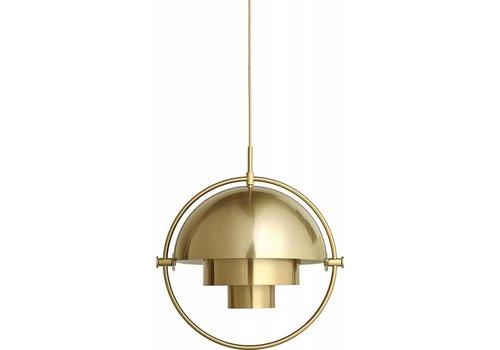 Gubi Mult-Lite All Brass Hanglamp