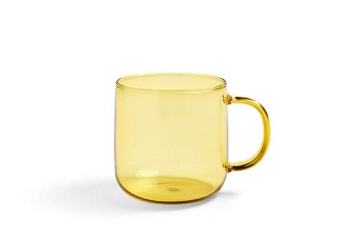 HAY Borosilicate - mug yellow
