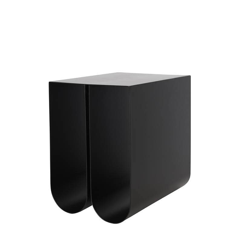 Curved side table-1