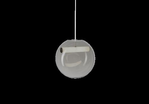 Northern Reveal Pendant - Ø35 - Smoke glass - Inclusief lichtbron