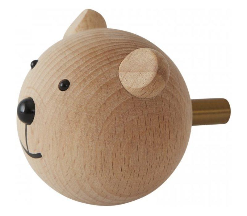 Kapstok Mini Hook - Bear