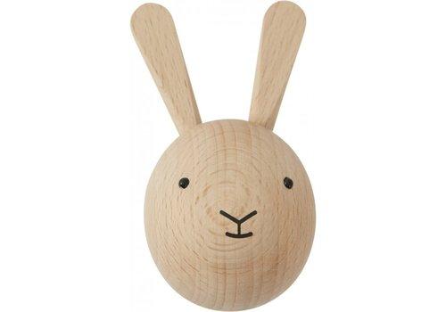 OYOY Mini Hook - Rabbit