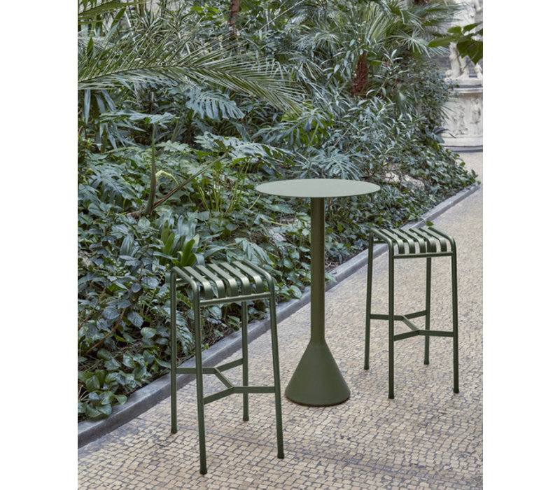 Palissade Cone Table Hoog
