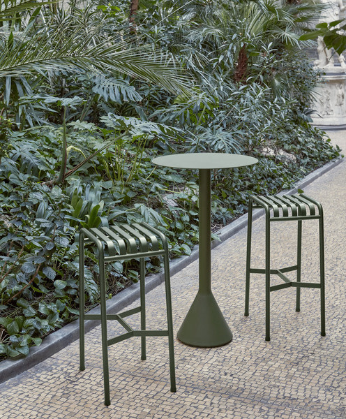 Palissade Cone Table High-2