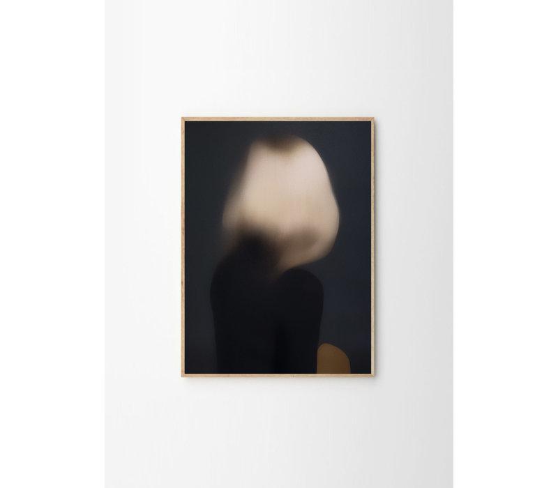 Portret M - 50X70 - Eiken frame