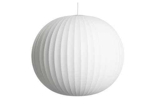 HAY Nelson Ball Bubble Pendant - L - Off White