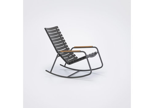 HOUE Clips rocking chair - with bamboo armrest