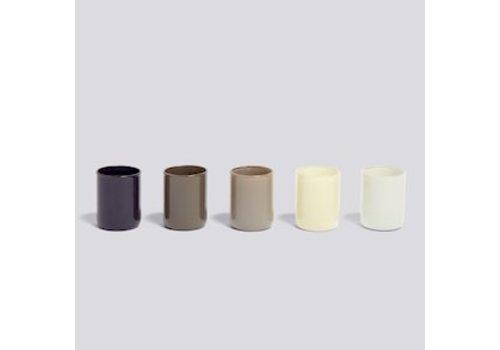 HAY Spot Votive tealight holders - grey