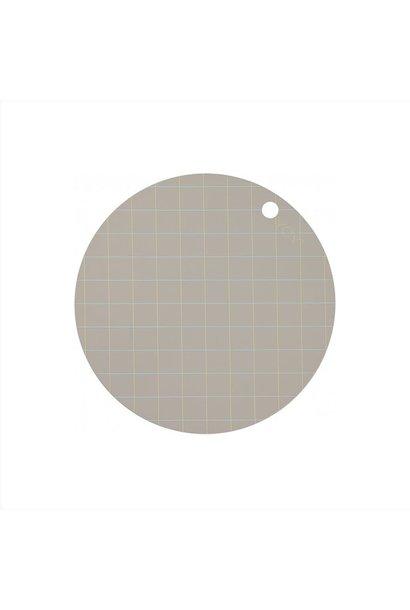 Placemats - Clay - Hokei - 2 pcs
